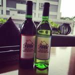 ソウルフードハウス - ハウス赤と白ワイン