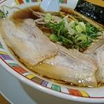 72350931 - 醤油ラーメン(550円)