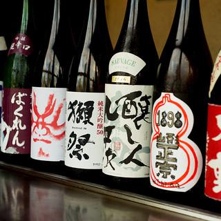 選び抜かれた日本酒★醸造酒と肉のマリアージュ