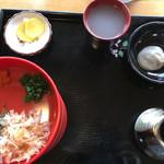 山県そば - 割子蕎麦