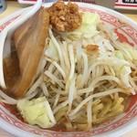 景勝軒 - 料理写真:ふじ麺(中盛)