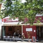 リストランテ シーヴァ - お店は七里ヶ浜駅から歩いて15分ほど。
