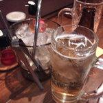 麺酒家 こころ - ホッピーセット
