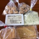 白ほたる豆腐店 - 料理写真:購入したお豆腐他
