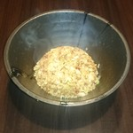 おどるタンタン麺 - 炒飯
