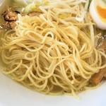めんや 正明 - 麺