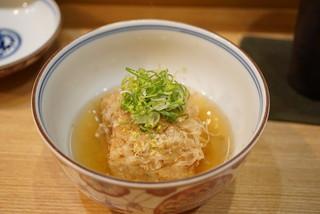 おでん工房 和乃子 - 海老芋(2016/10)