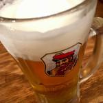 イタリアンバル ぽると - 6時まではビールが100円!