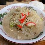 一番星 - 料理写真:ちゃんぽん麺 大盛