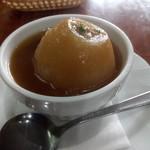 しゃりま - 玉ねぎ丸ごとスープ