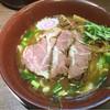 中華そば煮干しや - 料理写真:煮干し豚骨(太麺)