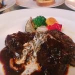 食ん菜 - 牛ホホ肉の赤ワイン煮
