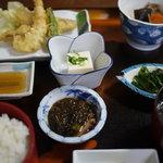 ときた食堂 - 料理写真:日替り定食