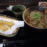 7237717 - 海老天蕎麦 【 2011年3月 】