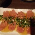 大宮肉寿司 - レバトロ あのレバ刺しを再現