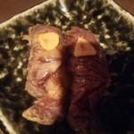 大宮肉寿司 - 馬のハラミ