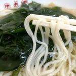 老郷 - 柔らかな麺は健在。