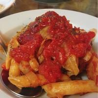 食ん菜-季節野菜のトマトペンネ