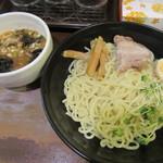 ゆうひ屋 - つけめん(醤油) 750円