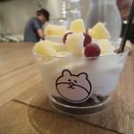 Potato Cream - リッチバニラ