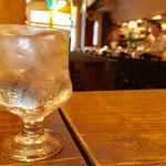 カフェ・デ・プリマベーラ - お水