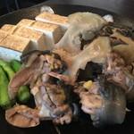 旬彩 天ぷら 心来(しんら) - お決まりの本日の食材