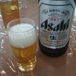 72373368 - 2017/08/31 瓶ビール\600