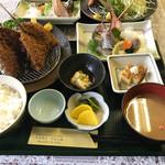 Izunosuke - アジあじ定食