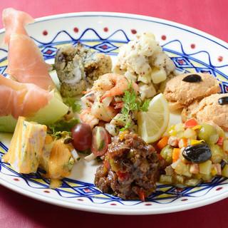 イタリアの食文化をここ福岡で伝える大人のためのリストランテ