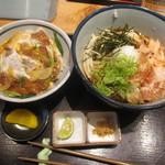 はちまん - 料理写真:カツ丼定食