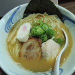 72377985 - 【鶏白湯醤油】700円
