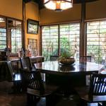 茶房 ぎゃらりー かさの家 - この雰囲気。