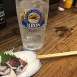山城屋酒場 - 酎ハイ