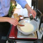 恵比寿 箸庵 - 手作り鍋豆腐