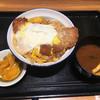 とんかつ 銀座梅林 - 料理写真:銀座梅林のカツ丼780円