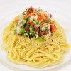 ミア ボッカ - 料理写真:北海道海鮮のねばねば冷製スパゲティ