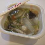 餃子の王将 - 料理写真:八宝菜