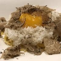 テラットリアエッフェ - 自家製タリオリーニ こだわり卵とトリュフ
