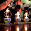 ナポリの風 - ドリンク写真:ホットコーヒーは有機栽培豆使用、サイフォンで。