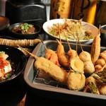 串カツ味楽 -
