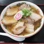 老麺 まるや - チャーシューメン901円