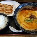 72390157 - 天津麺セット