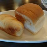 Osteria Gru - パン