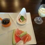 Osteria Gru - 前菜