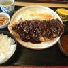 山正 - 料理写真:山正のとんかつ定食 1,540円