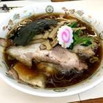青島食堂 - 青島チャーシュー大盛(900円)