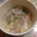 ナパッサナン - ランチスープ