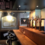 Beer Bar HB - HBは House of Beer だそうです(*゚O゚*)