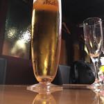 72396310 - 生ビール                       2017.8