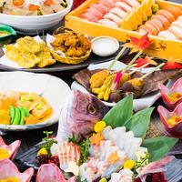 千の庭 - 季節限定特別宴会コース(~11/6)